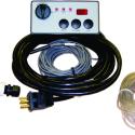 Remote Bapside Kit (3 Buttons, w/Digital Temp Control/Display)