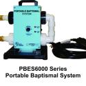 PBES 6010 Portable Baptismal Heater