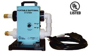 PBES 6000 Series Portable Baptistry
