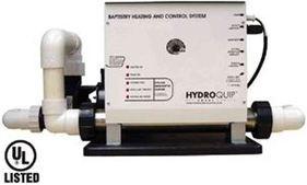 Circulation Baptistry Heater